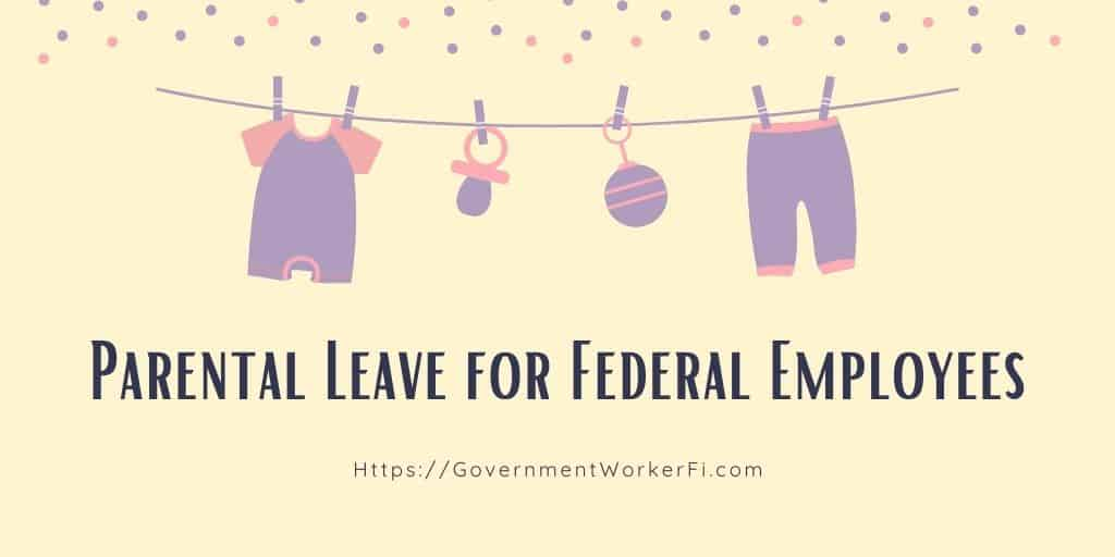 Parental leave for federal employees banner